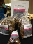 Raw Desires granola.  This is SO good!  You can order from their website - rawdesires.net