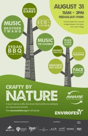 Vegan BBQ Contest in Whistler