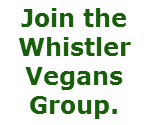Join the Whistler Vegans Group