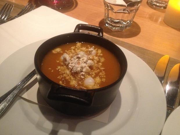 Pemberton Pumpkin Soup