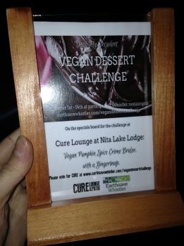 Cure Lounge at Nita Lake Lodge